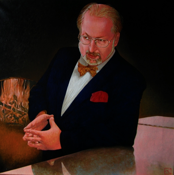 Мужчина у рояля